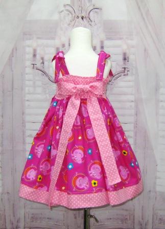 Peppa Pig Dress-Peppa pig, peppa pig dress, George pig, pink girl dress, polka dots girl dress, summer dress, all dress, back to school girl dress, beach dress, girl pink dress, toddler dress, infant dress, first birthday dress, hot pink girl dress, girls dresses, little girl dress, tea time girl dress