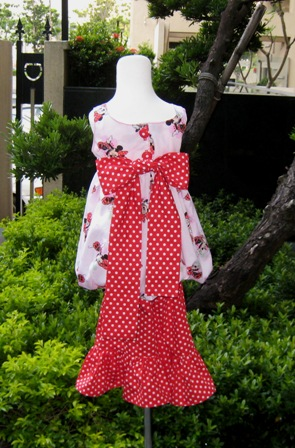 Minnie Mouse Bubble Style Top And Red Polka Dots Ruffle Pant,-Minnie mouse dress, Minnie mouse outfit, pink girl dress, red girl dress, red polka dots ruffle pant, toddler ruffle pant, infant polka dots pant, back to school outfit, pageant outfit, OOC, OOAK, church outfit