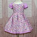 Purple Bunny Dress