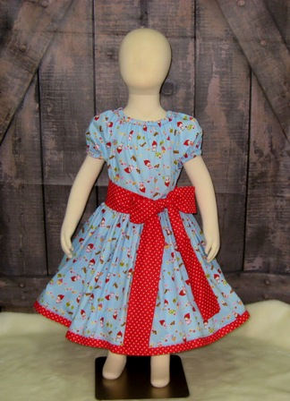 Little Red Riding Hood Red Polka Dots Peasant Dress-Cinderella dress.twirly skirt,disney dress,OOC,OOAK,ruffle dress,toddler dress,summer dress,flower girl dress,back to school,blue dress,blue outfit,infant dress,kid top,handmade girl dress,made to order dress,custom made kid clothes,red dress,pink,big bow,red polka dots dress,red and blue girl dress,fairy tale aoutfit.