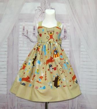 Girl Circus Dress