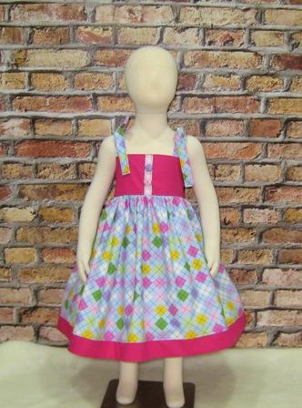 Hot Pink and Blue Summer Dress-Cinderella dress.twirly skirt,disney dress,OOC,OOAK,ruffle dress,toddler dress,summer dress,flower girl dress,back to school,blue dress,blue outfit,infant dress,kid top,handmade girl dress,made to order dress,custom made kid clothes,red dress,pink,big bow,flutter sleeve,ruffle neck dress toddler dress,infant blouse,fairy tale dress,princess dress,purple dress,flower dress