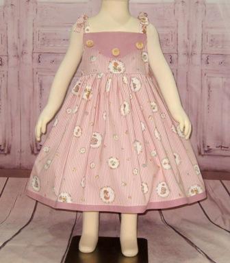 Sunbonnet Girl Dress