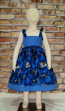 Star Wars Summer Dress-Cinderella dress.twirly skirt,disney dress,OOC,OOAK,ruffle dress,toddler dress,summer dress,flower girl dress,back to school,blue dress,blue outfit,infant dress,kid top,handmade girl dress,made to order dress,custom made kid clothes,red dress,pink,big bow,flutter sleeve,ruffle neck dress toddler dress,infant blouse,fairy tale dress,princess dress,purple dress,flower dress