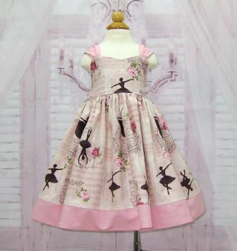 Pink Ballerina Dress