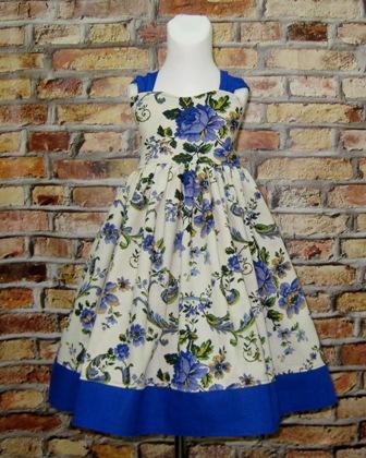 Flowers Girl Dress
