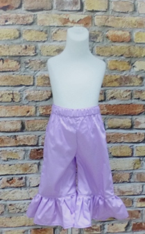 Lilac Ruffle Pant.