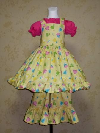 Yellow happy ever after  4 pieces set