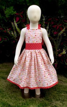 The Sweetest Thing Bird pink halter dress-halter dress,twirly,red,white,summer dress,disney dress, ruffle dress,retro,skirt,ooak,ooc,pageant dress,handmade,custom orders,blue,polka dots dress,bow dress,ruffle dress