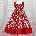 Red Bunny Dress